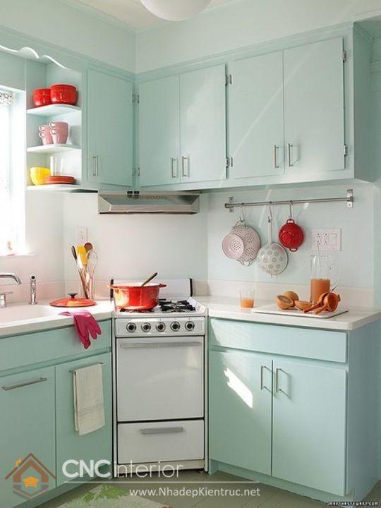tủ bếp mini 5