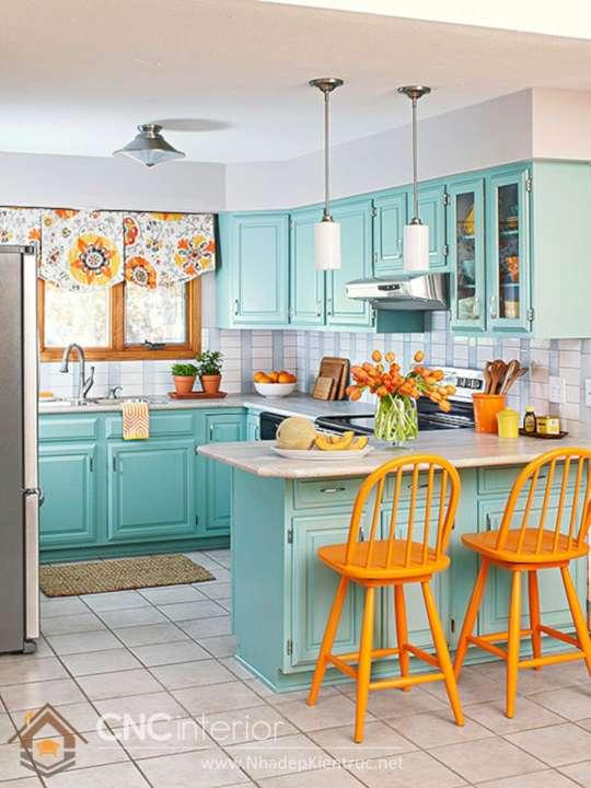 tủ bếp mini 1