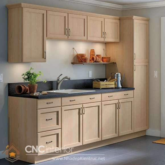 tủ bếp mini 10