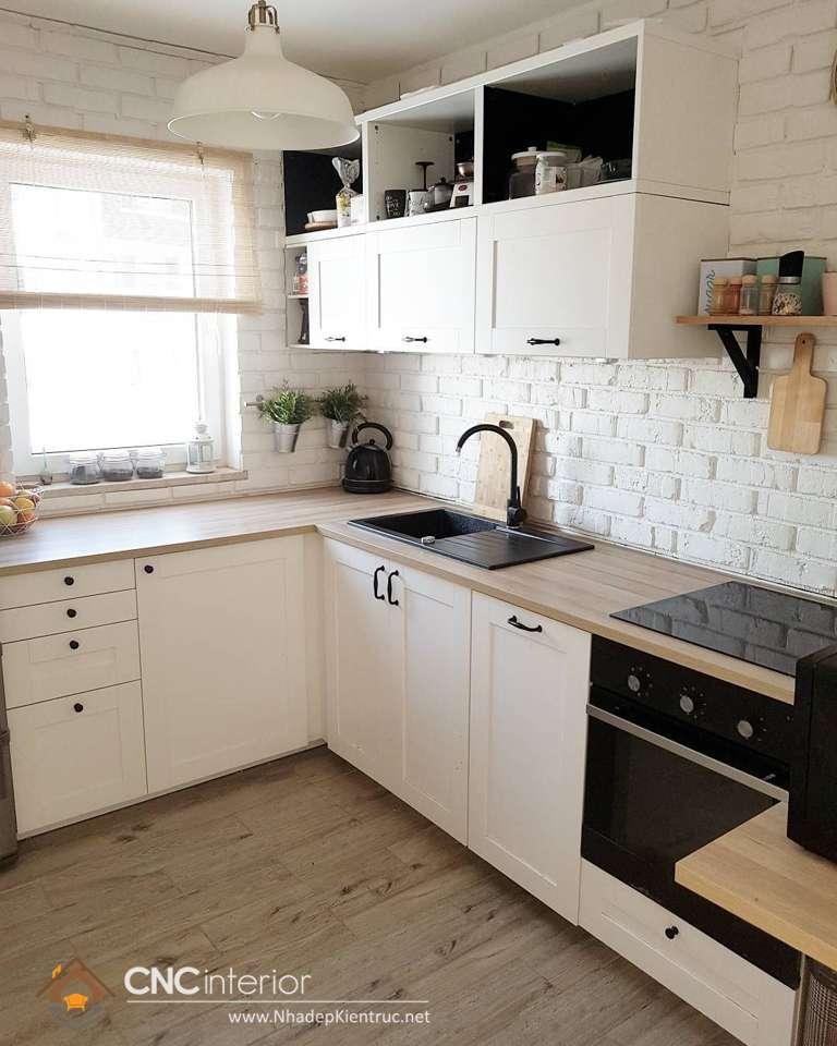 Tủ bếp kiểu tân cổ điển (15)