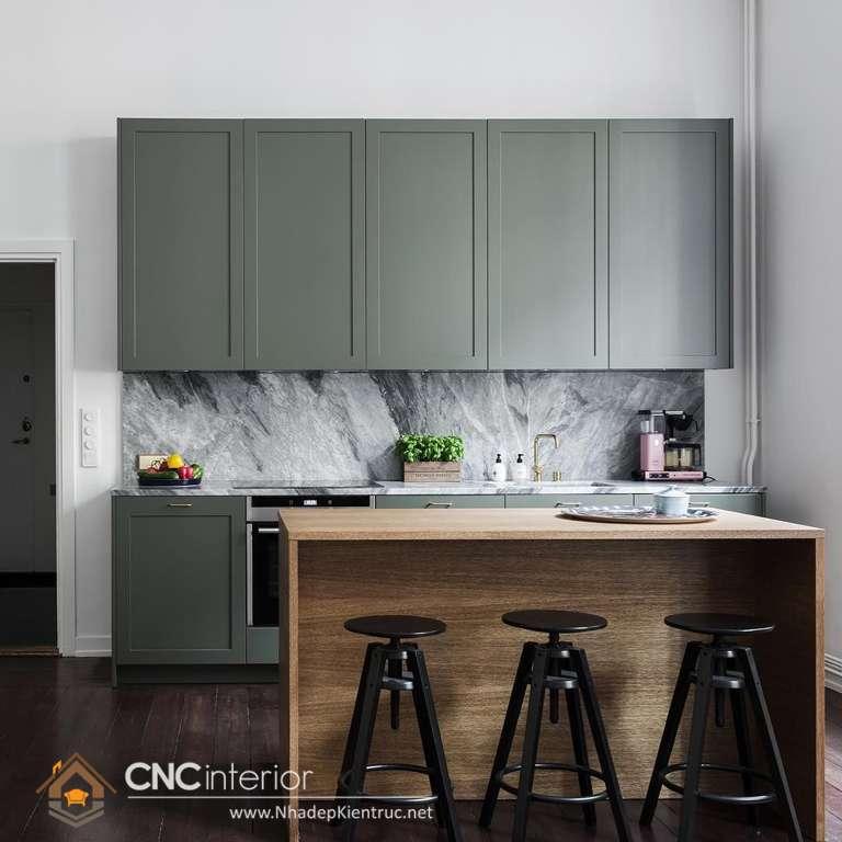 tủ bếp tân cổ điển (3)