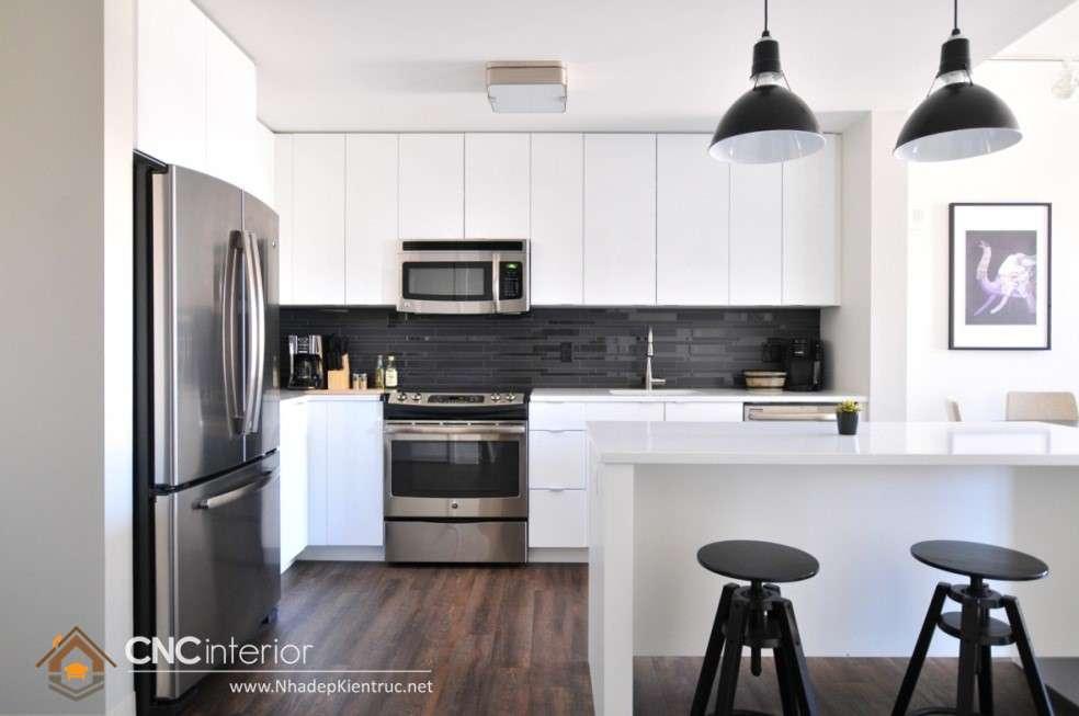 Tủ bếp âm tường đẹp (10)