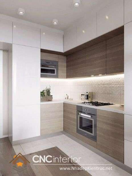 tủ bếp âm tường đẹp (13)