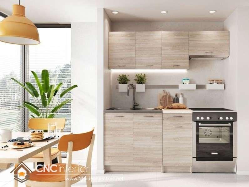 tủ bếp âm tường đẹp (3)