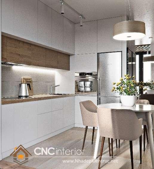 Tủ bếp âm tường đẹp (8)