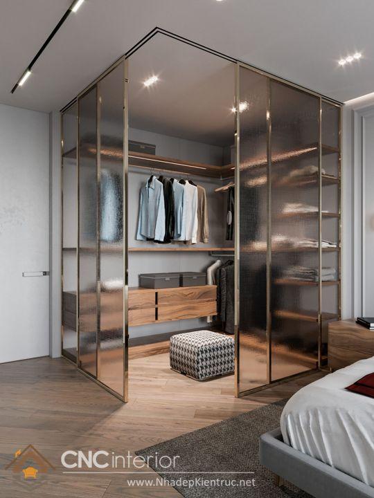 thiết kế mẫu tủ quần áo thông minh 11