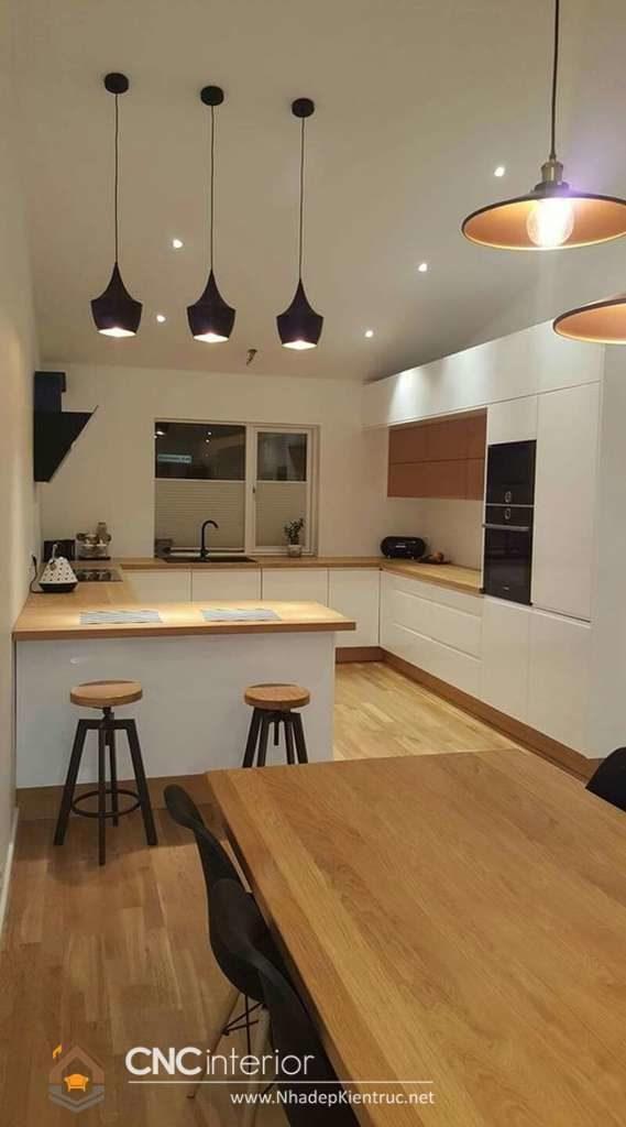 Phòng bếp nhà ống (2)