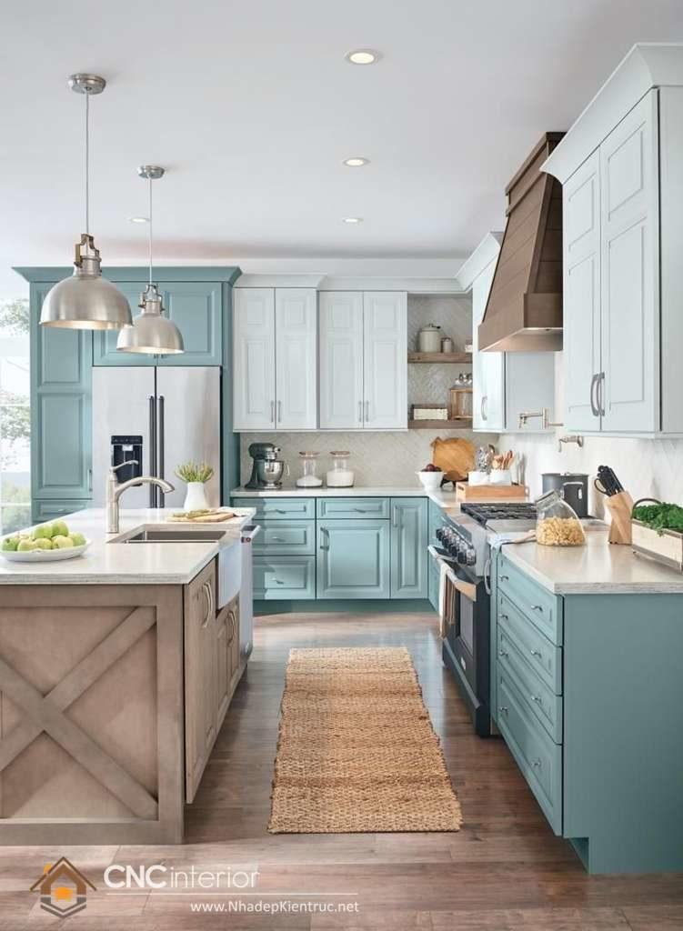 Với nét cá tính của Retro mang đến hơi thở sự quý phái, sẽ tạo điểm nhấn sang trọng cho căn bếp của bạn (25)