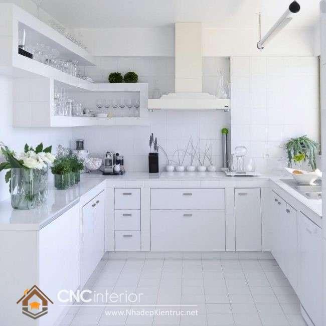 Phòng bếp đẹp cho nhà ống (31)