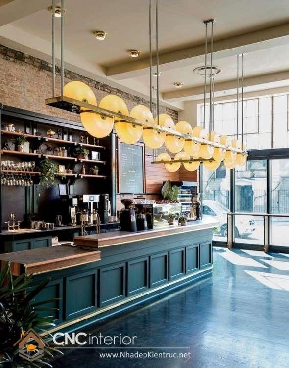 Quầy bar cafe phong cách bán cổ điển (15)