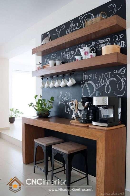 Quầy bar café đẹp (3)