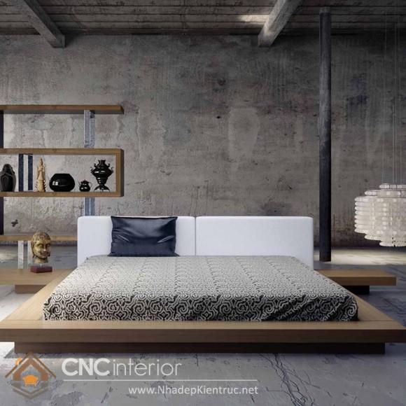 báo giá giường ngủ kiểu Nhật cao cấp HCM 1