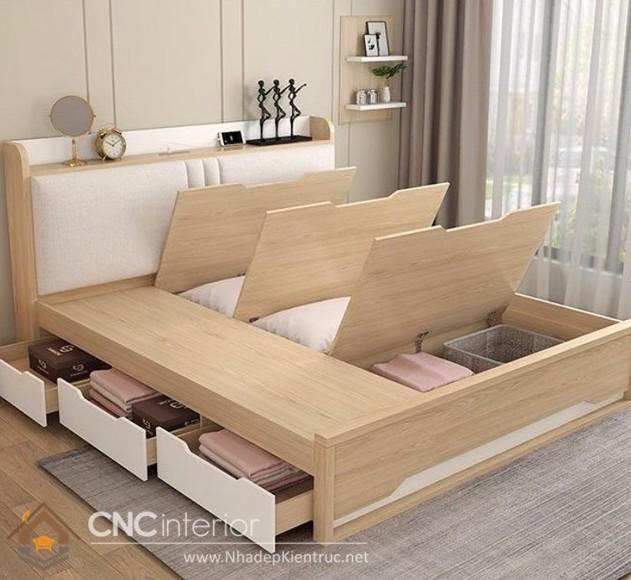 báo giá giường ngủ kiểu Nhật cao cấp HCM 10