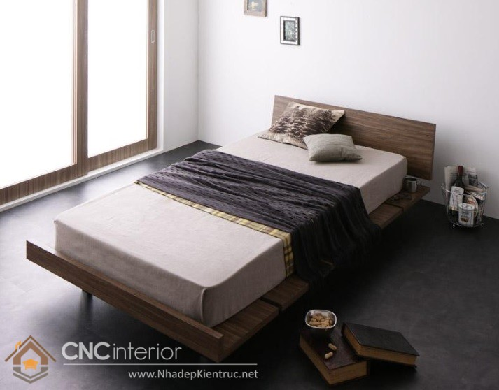 báo giá giường ngủ kiểu Nhật cao cấp HCM 6