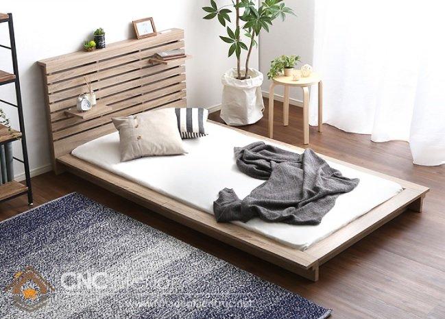 báo giá giường ngủ kiểu Nhật cao cấp HCM 14