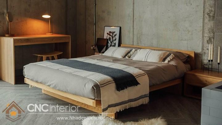 báo giá giường ngủ kiểu Nhật cao cấp HCM 11
