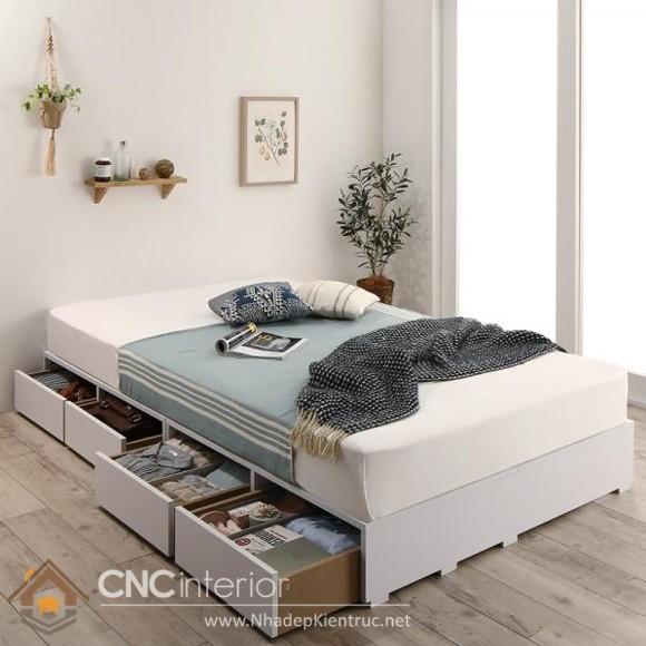 báo giá giường ngủ kiểu Nhật cao cấp HCM 7
