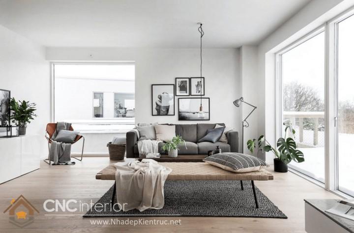 phong cách nội thất Bắc Âu Scandinavian 7