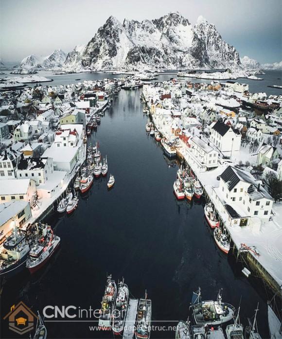 phong cách nội thất Bắc Âu Scandinavian 3