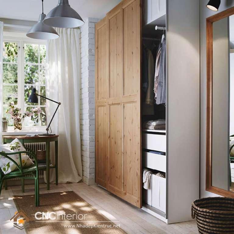 Tủ quần áo gỗ công nghiệp (1)