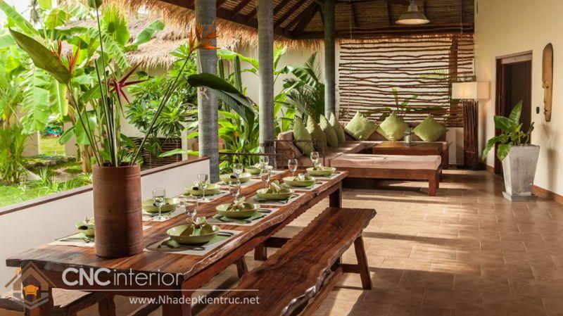 phong cách nội thất nhiệt đới Tropical 24