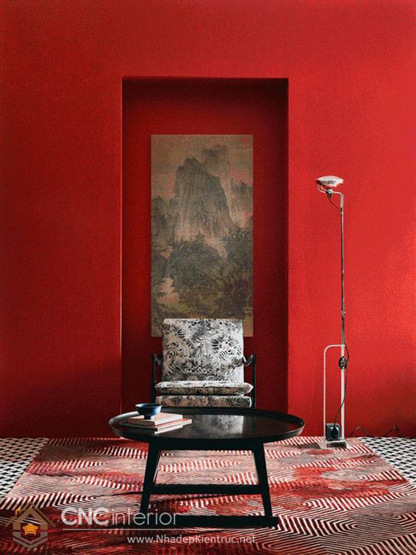 thiết kế nội thất phong cách Á Đông 14