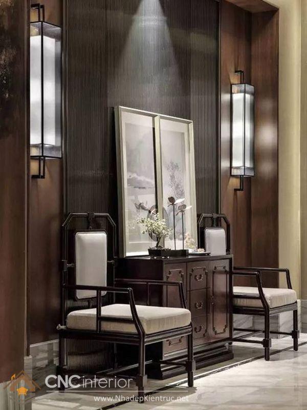 thiết kế nội thất phong cách Á Đông 13