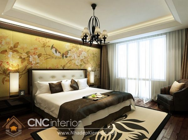 thiết kế nội thất phong cách Á Đông 10