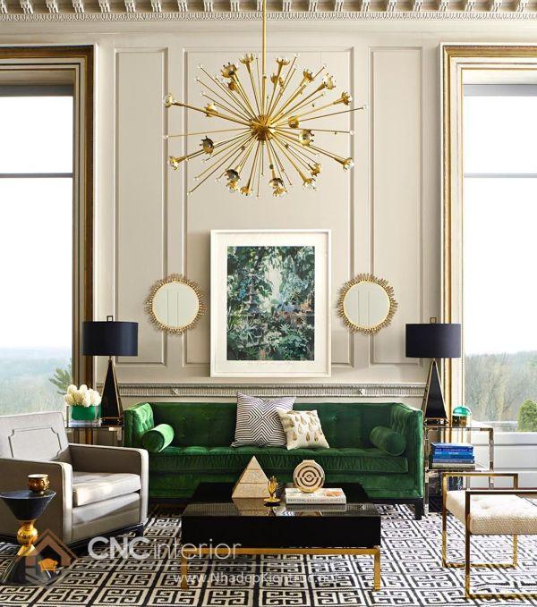 phong cách nội thất Art Deco 13