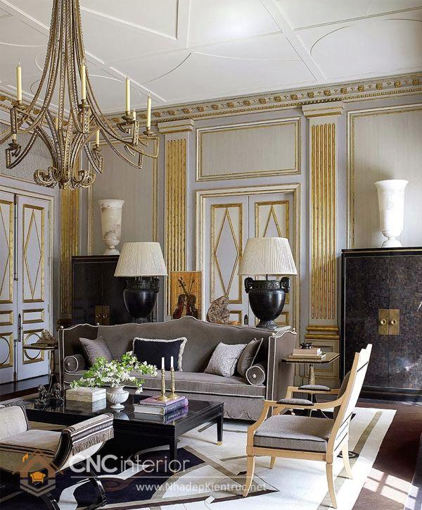 phong cách nội thất Art Deco 6