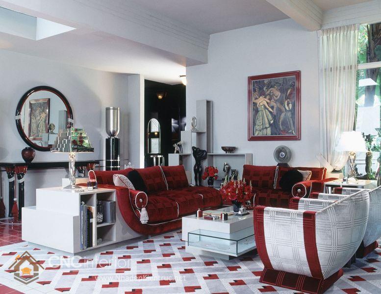 Đồ nội thất có kích thước lớn, hoành tráng góp mặt thường xuyên 20