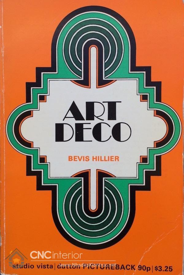 phong cách nội thất Art Deco 4