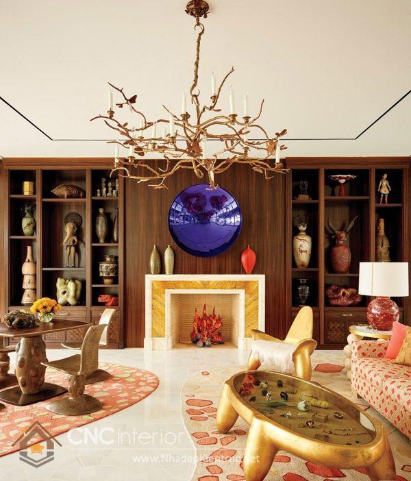 phong cách nội thất Art Deco 10