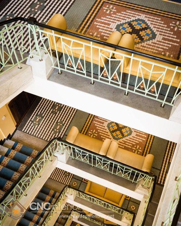 phong cách nội thất Art Deco 12