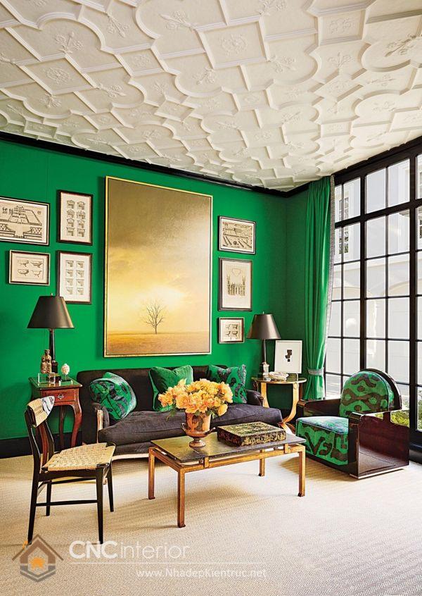 phong cách nội thất Art Deco 7