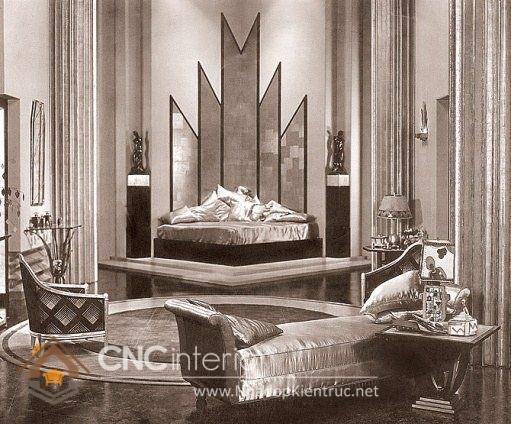 phong cách nội thất Art Deco 2