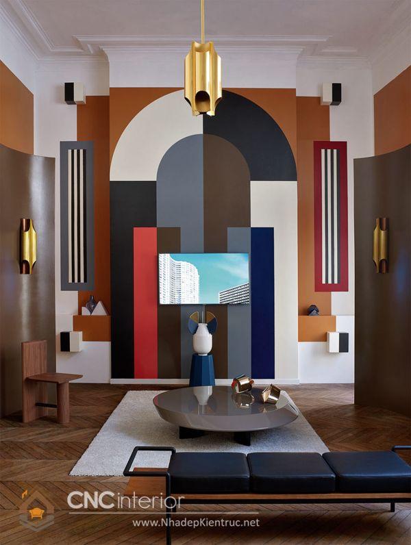 phong cách nội thất Art Deco 5