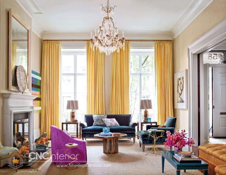 phong cách nội thất Art Deco 9