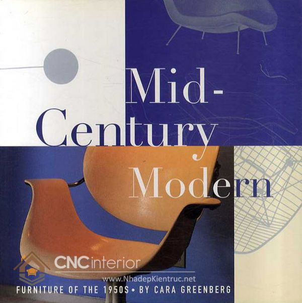 phong cách Mid Century 3