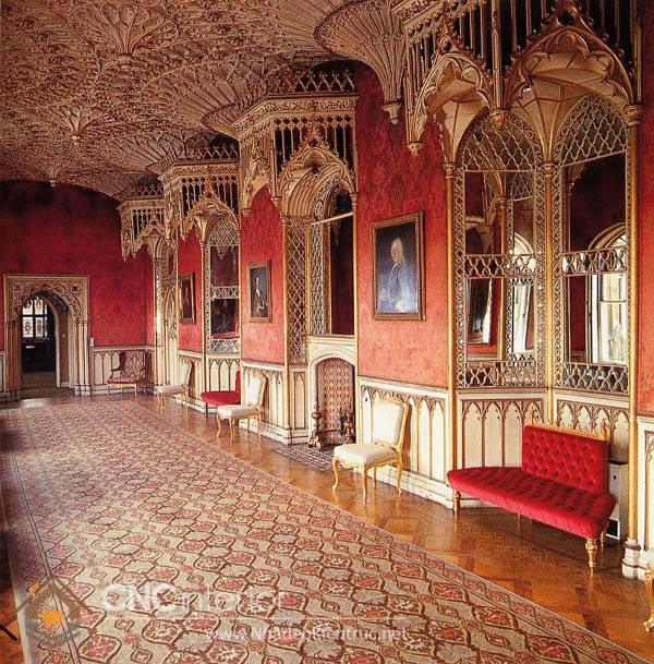 phong cách Gothic trong nội thất 4