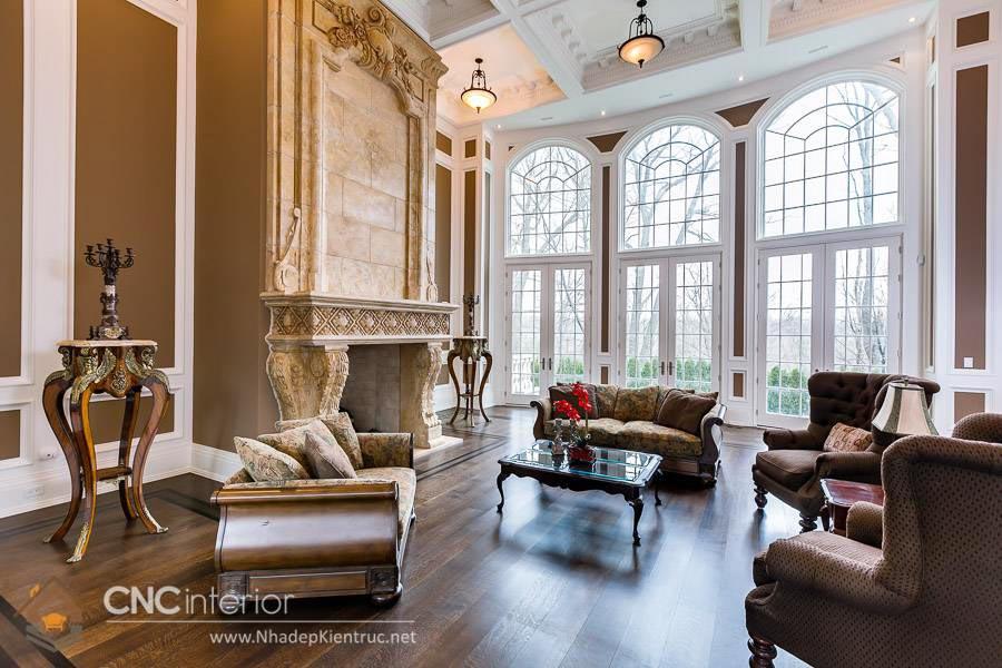 phong cách Gothic trong nội thất 19