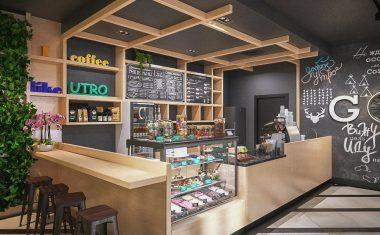 【23 MẪU】QUẦY PHA CHẾ CAFÉ ĐẸP HÚT KHÁCH
