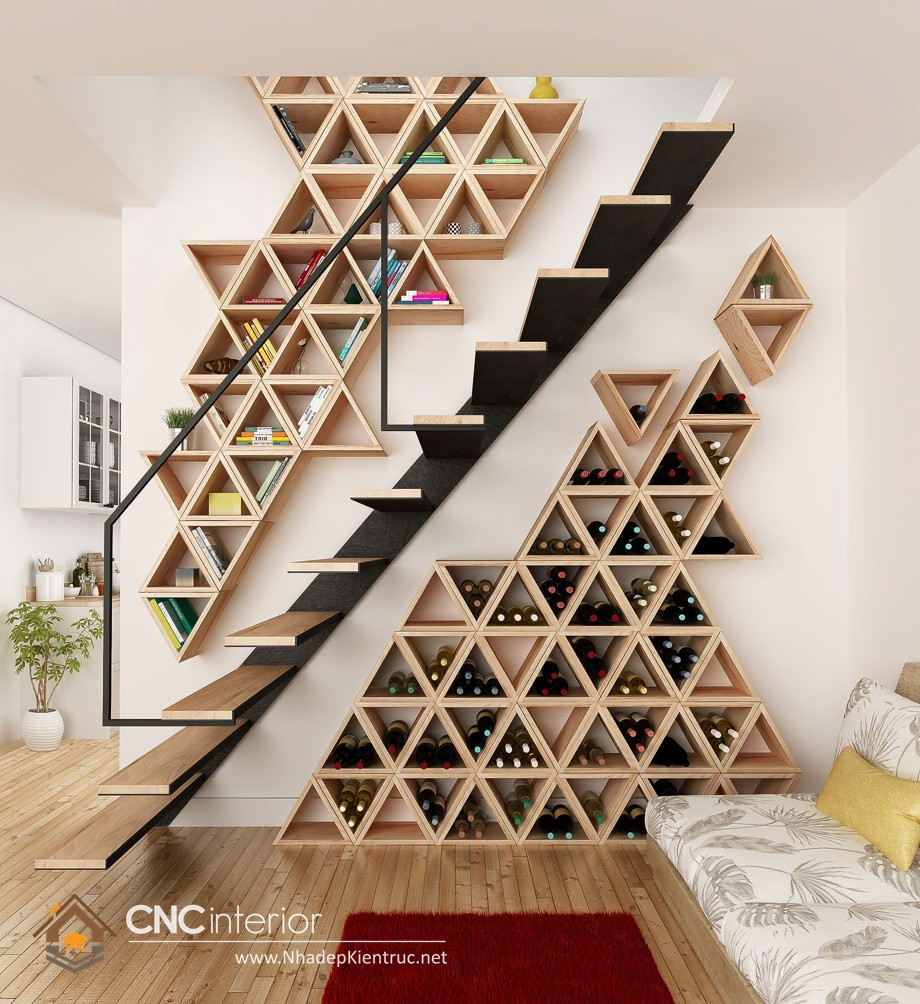 Thiết kế treo tường độc đáo 20