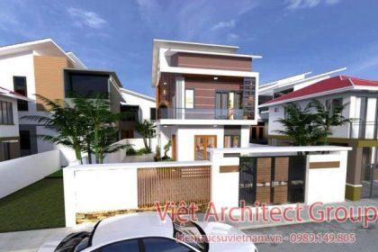 Gợi ý thiết kế xây nhà 2 tầng 700 triệu