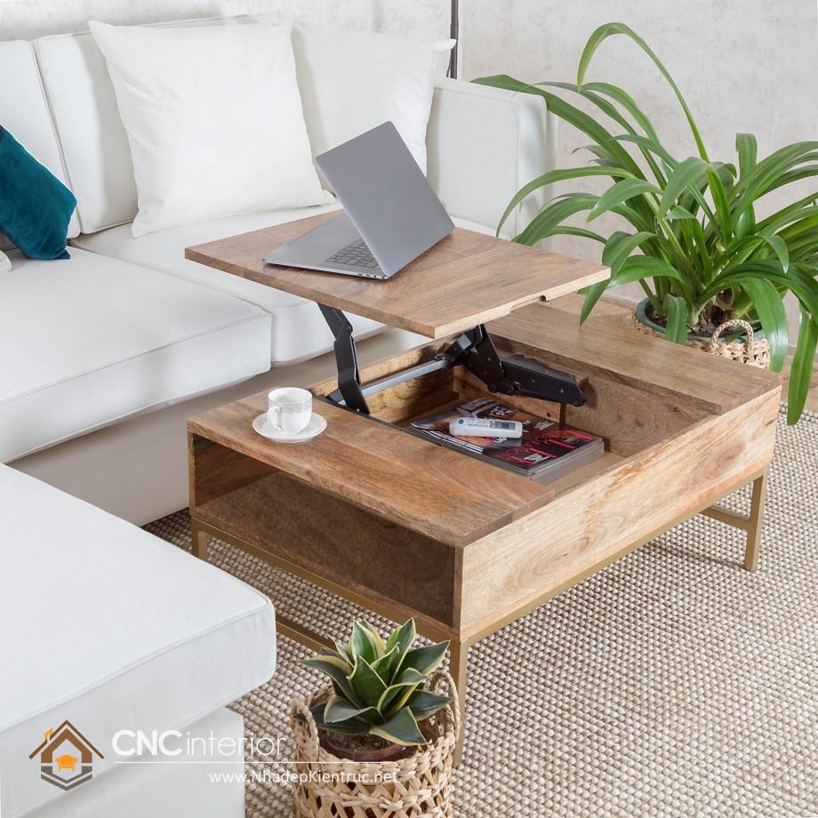 bàn ăn gỗ ngồi bệt 23